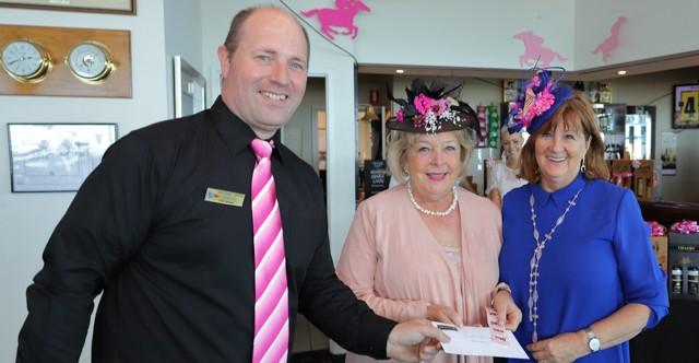 Oaks Day - Ladies in Pink Thursday 4th Nov